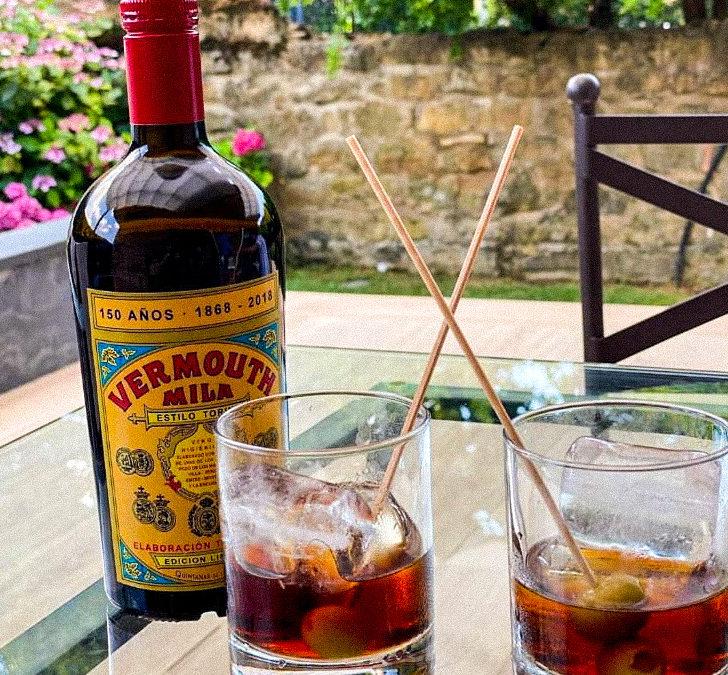 Elabora el mejor cóctel con Vermouth Mila
