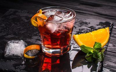 Cóctel con vermut: Derby con Bourbon