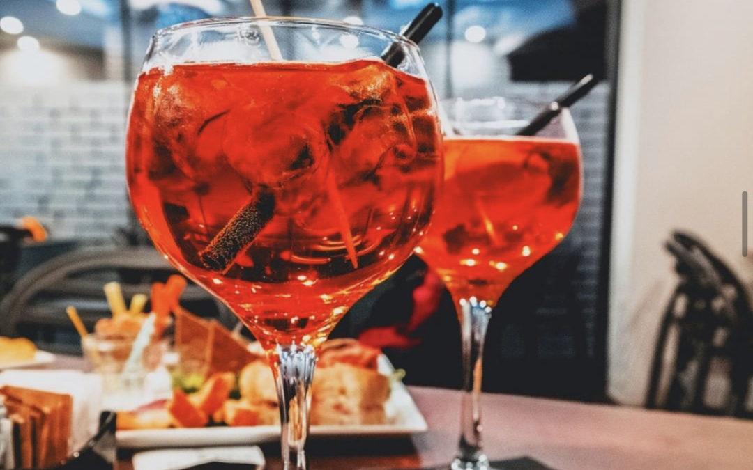 Prueba nuestros cócteles con vermut y disfruta de su maravilloso sabor